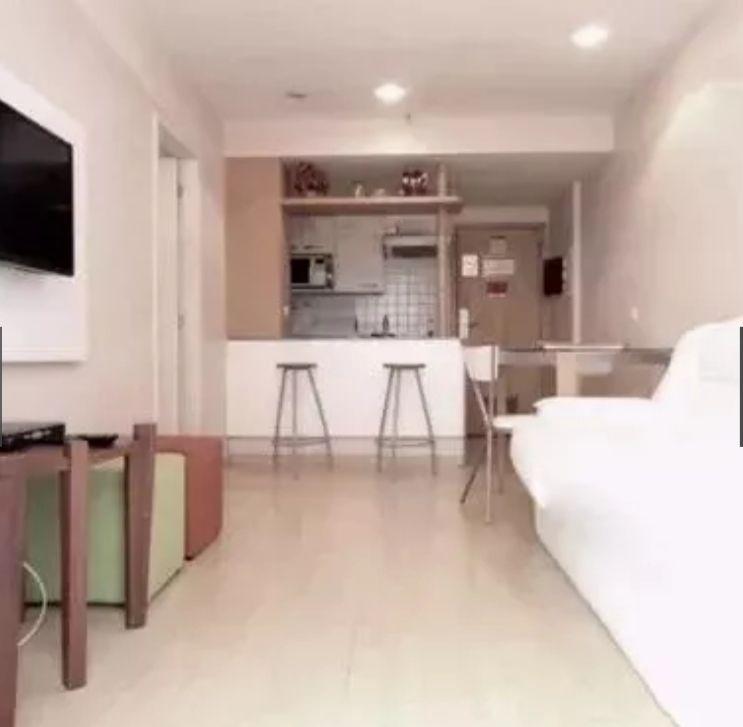 Flat à venda Avenida Rainha Elizabeth da Bélgica,Rio de Janeiro,RJ - R$ 660.000 - CJI1655 - 2