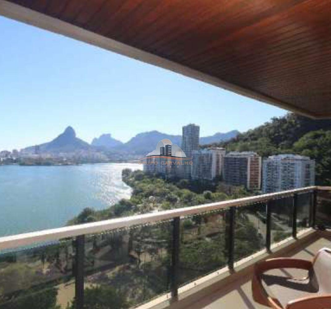Apartamento à venda Avenida Epitácio Pessoa,Rio de Janeiro,RJ - R$ 4.200.000 - CJI3187 - 1