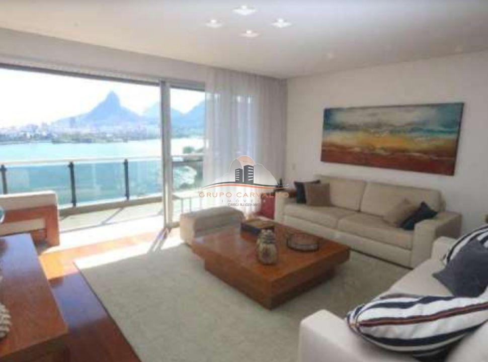 Apartamento à venda Avenida Epitácio Pessoa,Rio de Janeiro,RJ - R$ 4.200.000 - CJI3187 - 5