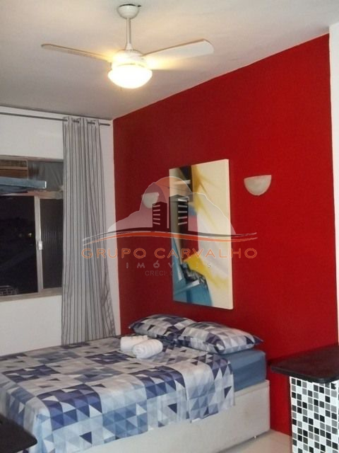 Apartamento à venda Rua Riachuelo,Rio de Janeiro,RJ - R$ 195.000 - CJI0012 - 1
