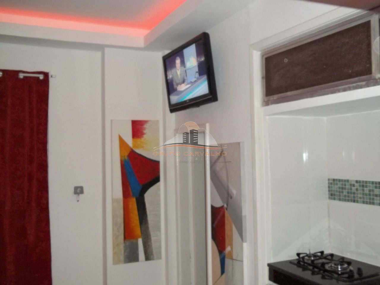 Kitnet/Conjugado 25m² à venda Rua Riachuelo,Rio de Janeiro,RJ - R$ 195.000 - CJI0011 - 6