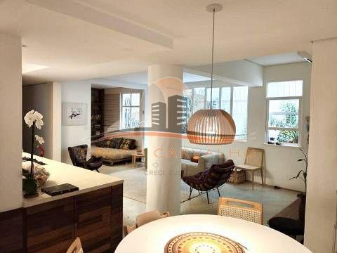 Apartamento à venda Rua Almirante Saddock de Sá,Rio de Janeiro,RJ - R$ 2.280.000 - CJI3744 - 1